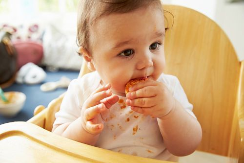 Top Tips For Coping With A Messy Eater