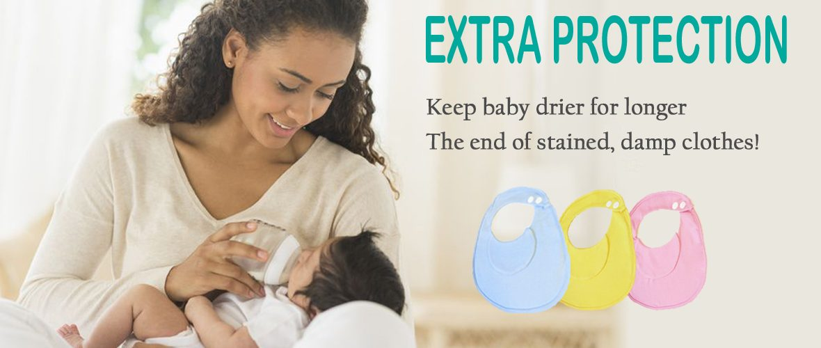 BibEasy-Bibs-Re-invented-Mum-feeding-baby-drier-for-longer