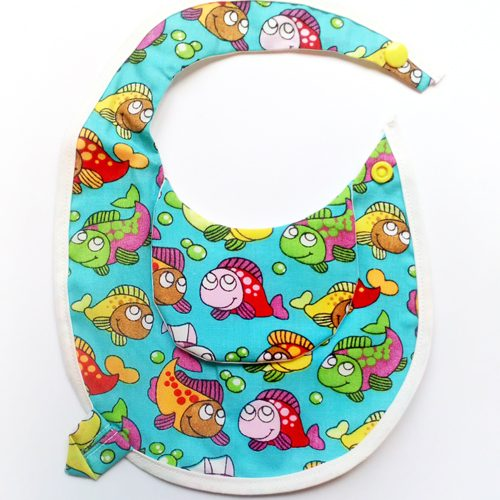 Practical and stylish baby bibs to make parents lives easier.