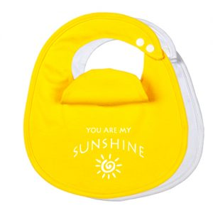 2-Pack-You-are-my-sunshine-BibEasy-Baby-Bib