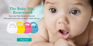 BibEasy-bibs-The-Baby-Bib-Reinvented-Protection from Dribble Rash and Stains