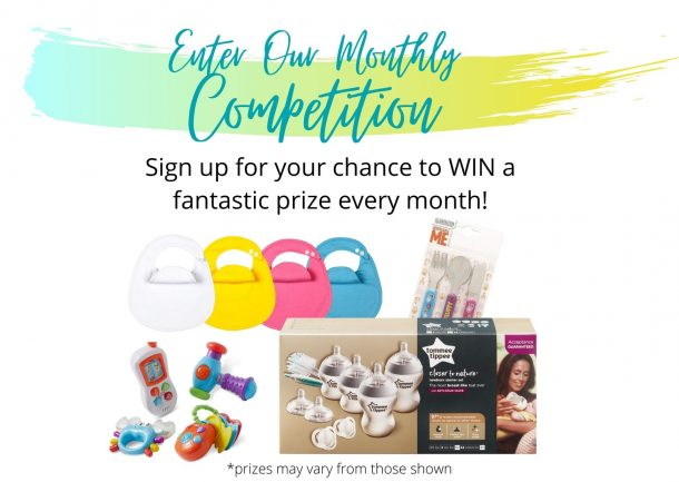 BibEasy Bibs Monthly Competition Opt-in
