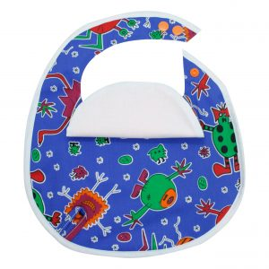 Monster Fun BibEasy Baby Bib