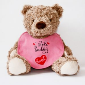 I Stole Daddy's Heart Gift Set