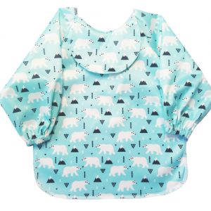 Polar-Bear-Sleeved-BibEasy-Bib
