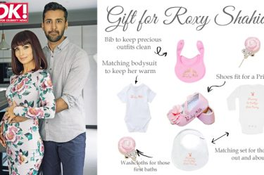 The Perfect Celebrity Gift For Roxy Shahidi's Baby Shower